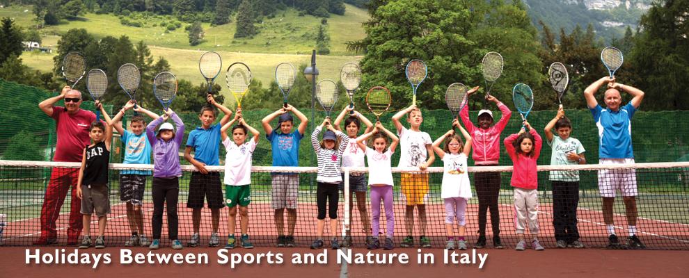Vacanze tra sport e natura in Italia