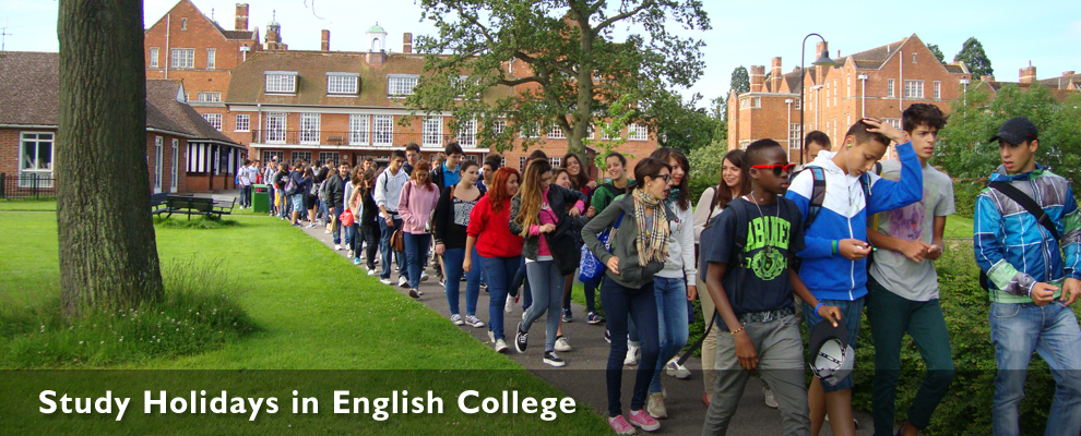 Vacanze studio in Inghilterra in college