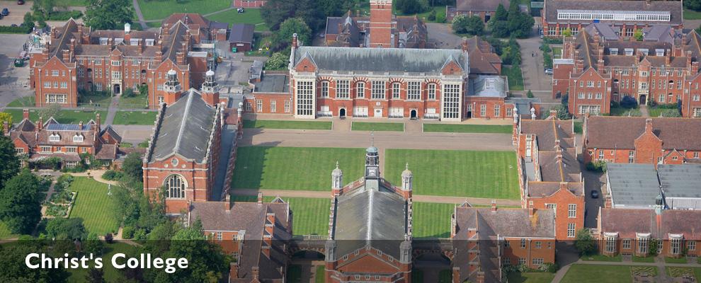 Inghilterra college veduta